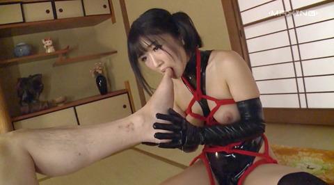 大槻ひびき 足舐め 強制フェラ 惨め奴隷女の画像 ootuki35