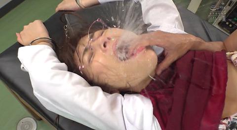 浅見せな 残酷な拷問フェラチオ 拷問イラマチオ 90