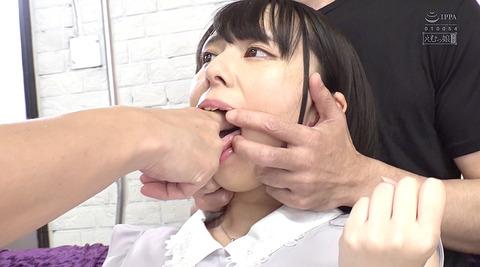 桜美ゆきな_喉奥拷問、酷いイラマチオ調教される女AVエロ画像01