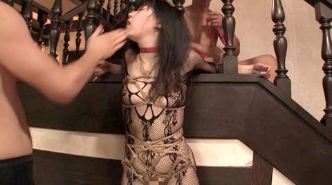 永井みひな SM緊縛奴隷 嬲られる姿がエロイ女のAV画像 61