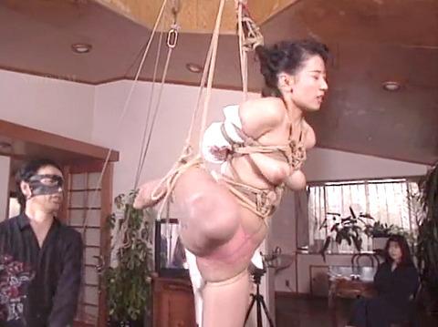 有野ゆかり SM同時調教 拷問責め縄 緊縛調教される女 09