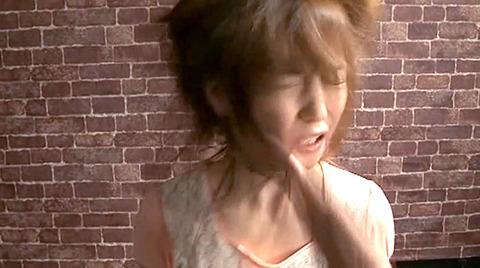 樹花凛 ビンタされる女 首吊り すのこ正座 拷問SMエロ画像 140