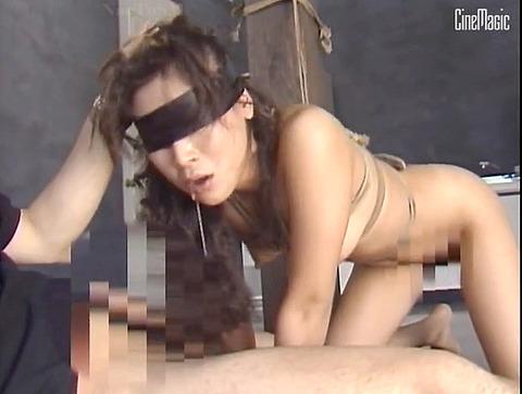 井上あんり 残虐鞭連打 逆さ吊り 水責め 拷問SMAV画像 26
