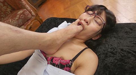 関根奈美 ビンタされながら犯されて 足舐め強要される女 05