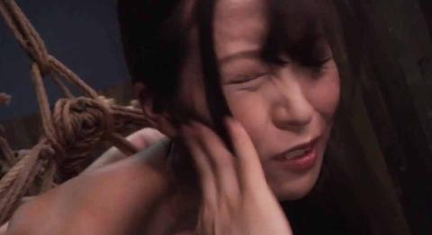 緊縛されて 連続ビンタされるM女 AVビデオ WF愛momoseyuri06