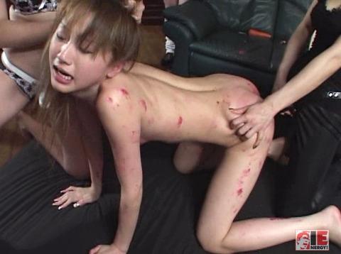 君嶋もえ レズ強姦レイプでボロボロにされる女の画像 18