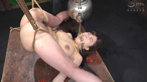 岬あずさ SM調教 SM拷問フルコースを受ける女 AVエロ画像 29
