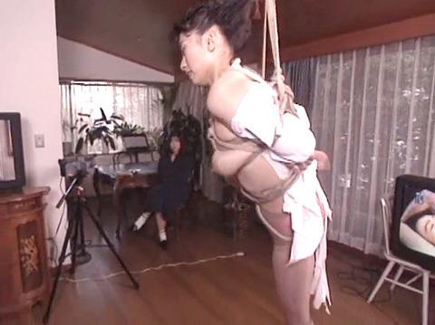 有野ゆかり SM同時調教 拷問責め縄 緊縛調教される女 06