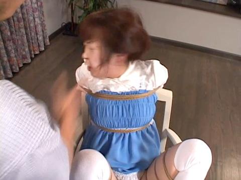 雪見ほのか 靴舐め女 逆さ吊り 鞭打ちされる女 のAV エロ 画像 79