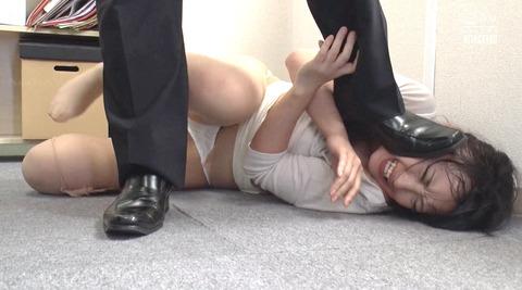 神納花_踏みつけビンタ凌辱フルコースで犯される女のエロ画像_173