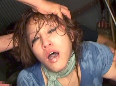 上原まみ 集団強姦 集団リンチ 集団レイプ される女 AV エロ 画像 0