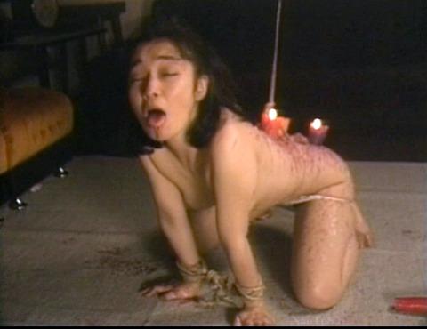 加賀恵子 魔性の柔肌 シネマジック 竹刀でめった打ちされる女02