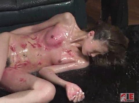 君嶋もえ レズ強姦レイプでボロボロにされる女の画像 27