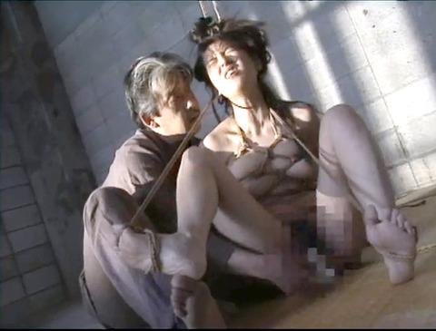 細川百合子 昭和 SM調教 SM緊縛拷問 AV 画像  16