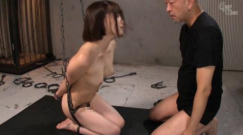 妃月るい ビンタされて乳首をつねられて虐められる女の画像106