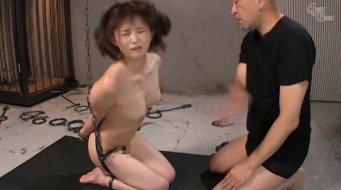 妃月るい ビンタされて乳首をつねられて虐められる女の画像103