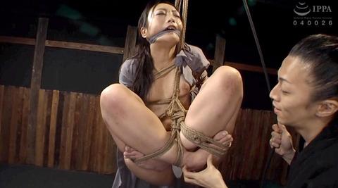 神納花 菅野しずか 拷問SM調教 正座 水責め 画像58