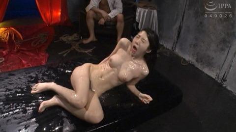 有坂深雪 SM調教画像 徹底水責めarisaka73