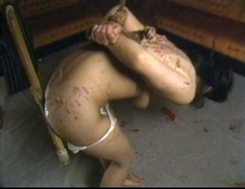 加賀恵子 魔性の柔肌 シネマジック 竹刀でめった打ちされる女12