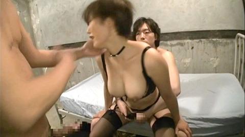 水野朝陽 猿轡されて ビンタされて 泣きながら犯される 女の 画像 24