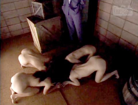 野口由香 鞭打ち 水責め 逆さ吊り SM調教画像 2000年代SMビデオ 19