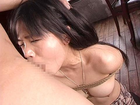 陽多まり ビンタ イラマチオ ビンタ 緊縛デンマ責め 画像 14