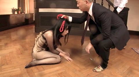 永井みひな SM緊縛奴隷 嬲られる姿がエロイ女のAV画像 53