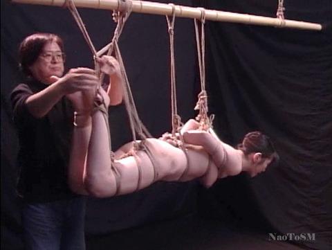山口珠理20代 拷問緊縛でがちがちに縛られる女の画像 19