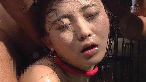 SM調教 逆さ吊り 水責め 屈辱 ビンタ 調教される 妃月るい画像92