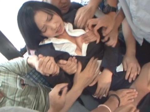 全裸露出で路上放置される女盗撮254_13