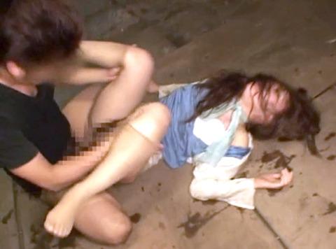 武田沙樹 暴行 リンチ 集団強姦レイプされる女 AVエロビデオ 画像 41