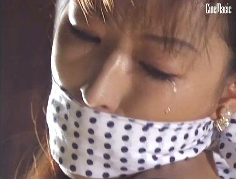 篠原真女 縛られて 鞭打たれ 汗だくでSM調教を受ける女の画像 09