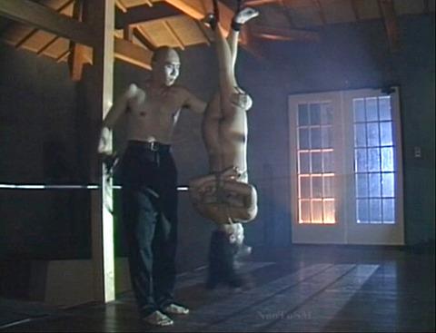 昭和のSM女優 井上あんり 水責め逆さ吊り inoueanri26