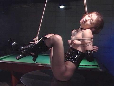 夕樹舞子 縛られてオブジェにされて 水責めされる女のSM画像 45