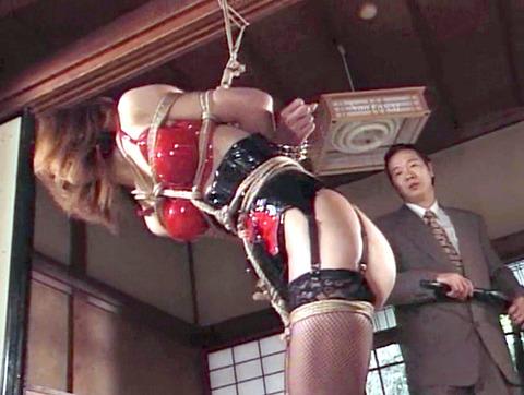 岡崎美女 屈辱の言いなり緊縛奴隷 SM調教 AV エロビデオ画像 13