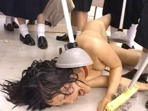 残酷でエグイ 女同士の 集団同性いじめリンチレイプ エロ画像 za9_30