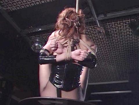 夕樹舞子 縛られてオブジェにされて 水責めされる女のSM画像 46