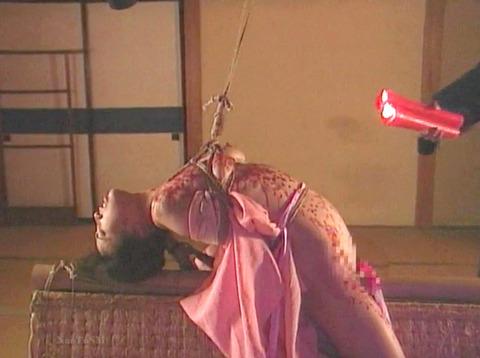 宏岡みらい 平成初期の SM AV女優 SM調教画像 15