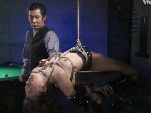 夕樹舞子 縛られてオブジェにされて 水責めされる女のSM画像 39