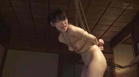 森沢かな SM緊縛 縄調教される女63