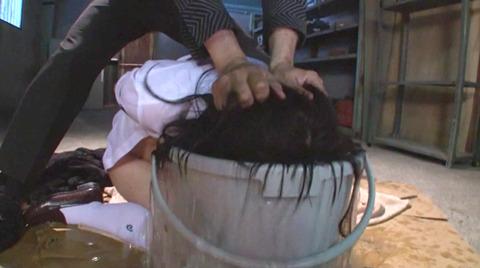 あべみかこ 水責め調教されて 強姦 強制フェラ奴隷 AVエロビデオ 66