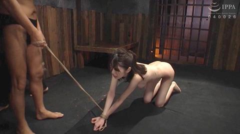 有坂深雪 残酷な吊り責めをされて鞭打たれてSM調教される女 225