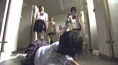 ドラマライフのいじめシーン 北乃きい 芸能人エロシーン kitanokii42