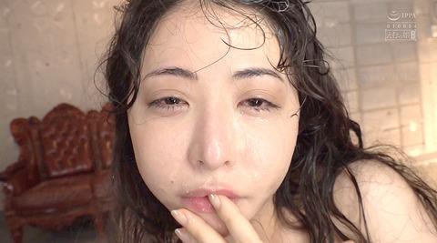 晶エリー喉奥限界調教むごいイラマチオ嘔吐フェラ女のAVエロ画像91