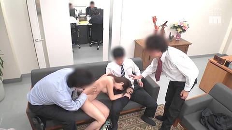 九重かんな サークルレイプ 集団強姦 性奴隷 犯される女の AV画像 41