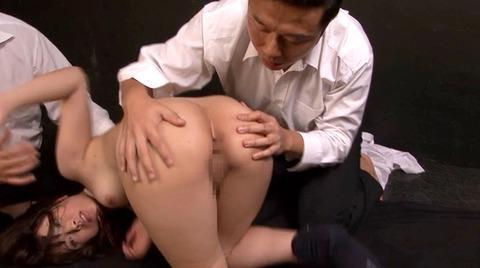 縛られた橘ひなた AV女優 エロ画像