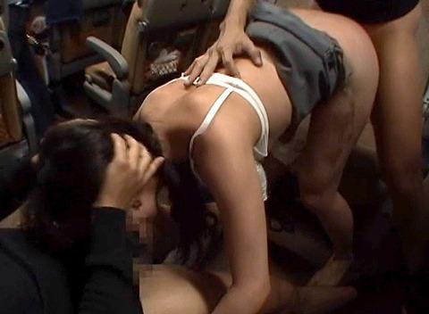つかさ しほ 残酷集団リアルレイプされる女のAV画像113