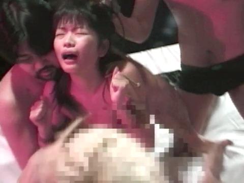 鹿島さき 拷問リンチ 水責め窒息 残酷プレイの数々 35
