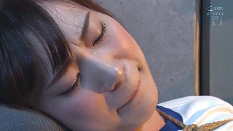 美谷朱里 SM 縛られて嬲られて涙を流す女の画像 85