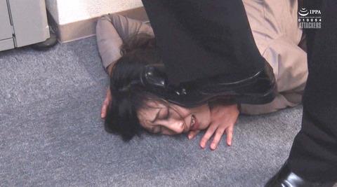 神納花_踏みつけビンタ凌辱フルコースで犯される女のエロ画像_212